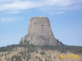 Devil's Tower National Park: A Visit During Sturgis Bike Rally 2006