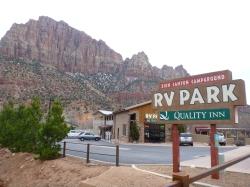 Zion Canyon Quality Inn