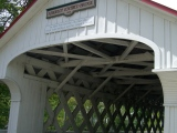 New Hampshire: Monadnock Covered Bridge Tour