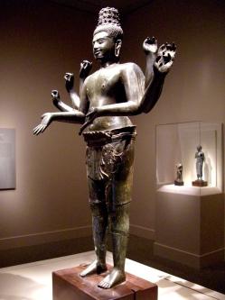Sackler Exhibit in Washington, DC