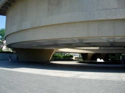 Hirshhorn Museum and Sculpture Garden in Washington, DC