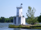 Sauvie Island: Warrior Rock Lighthouse Hike