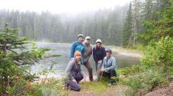 Group at Bear Lake