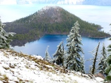 Crater Lake National Park: Last Days of 2012