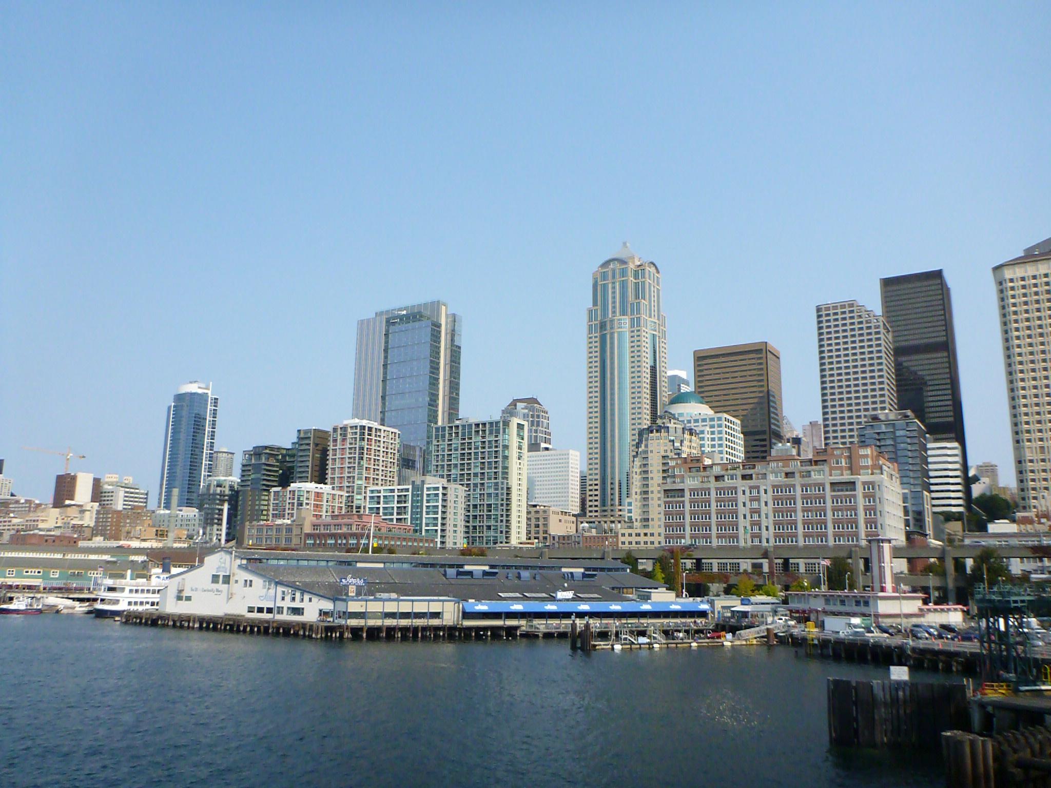 Water Tours Seattle Washington