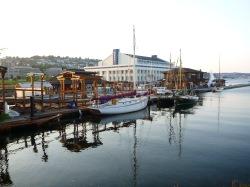 Wooden Boat Museum in Seattle, WA