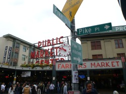 Pike Place Seattle, WA