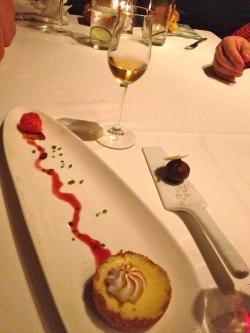 Island Prime: Dessert course San Diego, CA