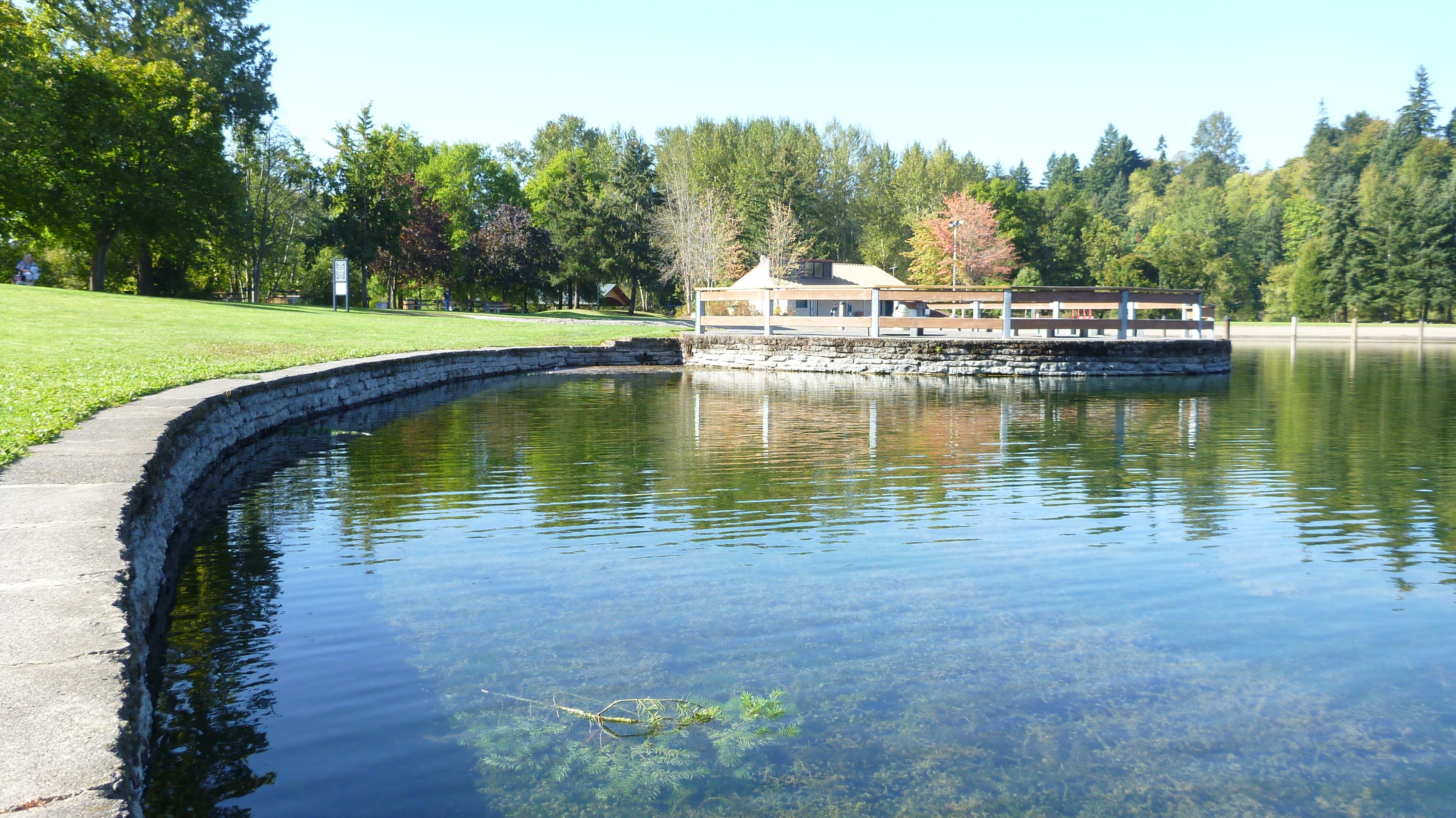 vancouver  wa  salmon creek park