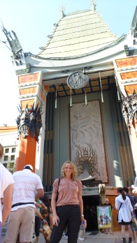 Chinese Theatre in Hollywood, CA
