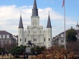 Food, Street Entertainment, and the Sights in New Orleans