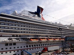 Carnival Dream in New Orleans