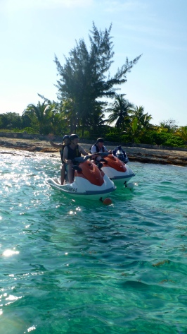 Cozumel Wave Runner Excursion